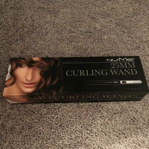 NUME 25mm Curling Wand Like New